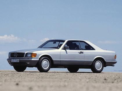 1981 Mercedes-Benz 380SEC ( C126 ) 3