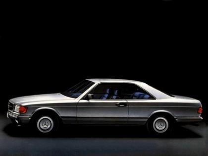 1981 Mercedes-Benz 500SEC ( C126 ) 2