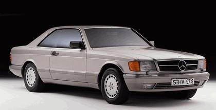 1981 Mercedes-Benz 560SEC ( C126 ) 1