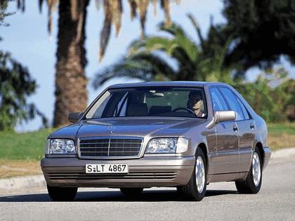 1991 Mercedes-Benz S-Klasse ( W140 ) 1