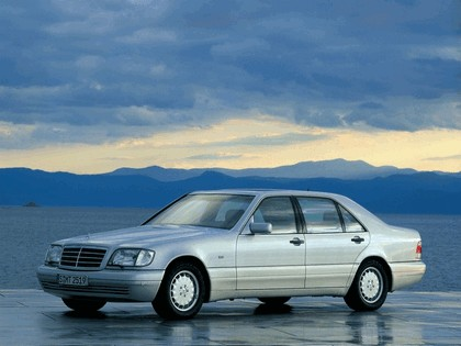 1991 Mercedes-Benz S-Klasse ( W140 ) 2