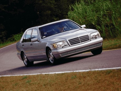 1991 Mercedes-Benz S-Klasse ( W140 ) 3