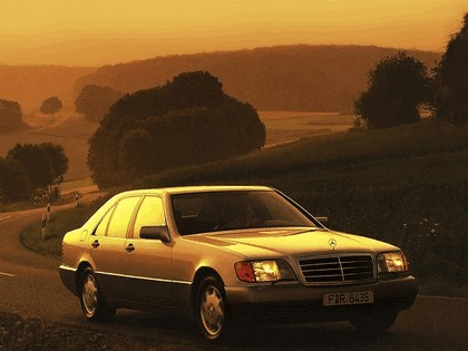 1991 Mercedes-Benz S-Klasse ( W140 ) 4