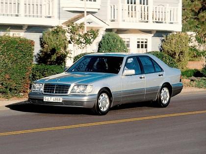 1991 Mercedes-Benz S-Klasse ( W140 ) 5
