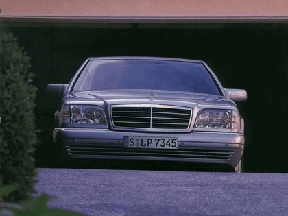 1991 Mercedes-Benz S-Klasse ( W140 ) 7