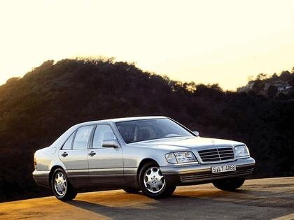 1991 Mercedes-Benz S-Klasse ( W140 ) 8