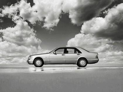 1991 Mercedes-Benz S-Klasse ( W140 ) 11