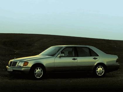 1991 Mercedes-Benz S-Klasse ( W140 ) 12