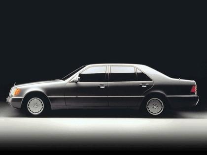 1991 Mercedes-Benz S-Klasse ( W140 ) 13