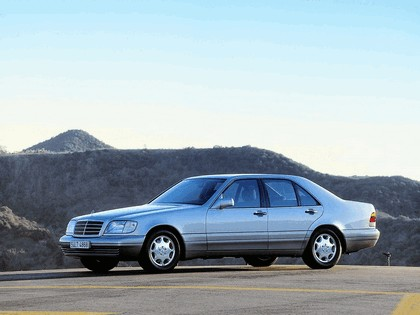 1991 Mercedes-Benz S-Klasse ( W140 ) 14