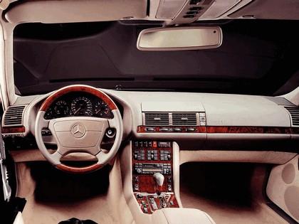 1991 Mercedes-Benz S-Klasse ( W140 ) 19
