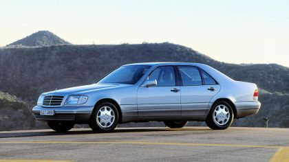 1991 Mercedes-Benz S-Klasse ( W140 ) 6