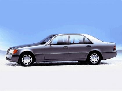 1991 Mercedes-Benz 500SEL ( W140 ) 2