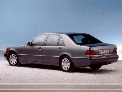 1991 Mercedes-Benz 500SEL ( W140 ) 3