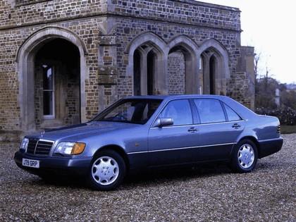1991 Mercedes-Benz 600SEL ( W140 ) - UK version 2