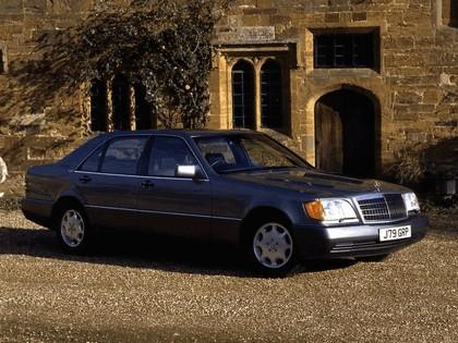 1991 Mercedes-Benz 600SEL ( W140 ) - UK version 5