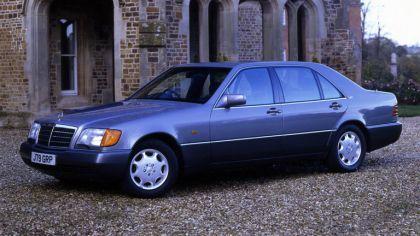 1991 Mercedes-Benz 600SEL ( W140 ) - UK version 8