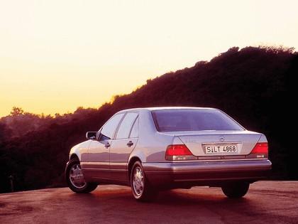 1993 Mercedes-Benz S280 ( W140 ) 2