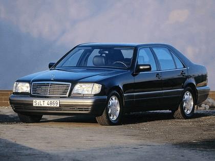 1993 Mercedes-Benz S600 ( W140 ) 1