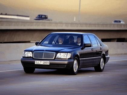 1993 Mercedes-Benz S600 ( W140 ) 2