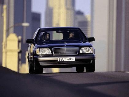 1993 Mercedes-Benz S600 ( W140 ) 3