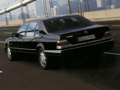 1993 Mercedes-Benz S600 ( W140 ) 5
