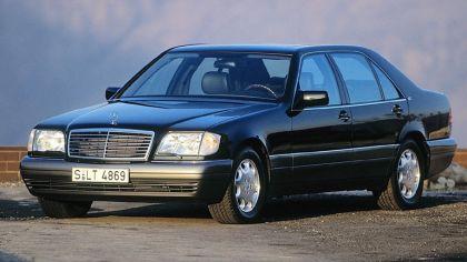 1993 Mercedes-Benz S600 ( W140 ) 6