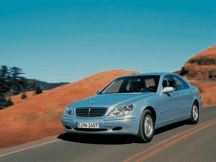 1998 Mercedes-Benz S320 ( W220 ) 15