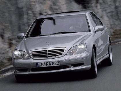 1999 Mercedes-Benz S55 ( W220 ) AMG 1