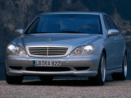 1999 Mercedes-Benz S55 ( W220 ) AMG 2