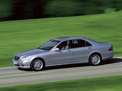 1999 Mercedes-Benz S55 ( W220 ) AMG 3