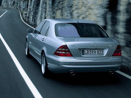 1999 Mercedes-Benz S55 ( W220 ) AMG 4