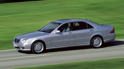 1999 Mercedes-Benz S55 ( W220 ) AMG 5