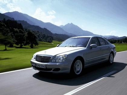 2002 Mercedes-Benz S500 ( W220 ) 4Matic 4