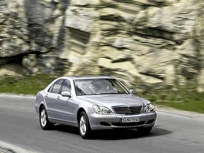 2002 Mercedes-Benz S500 ( W220 ) 4Matic 13