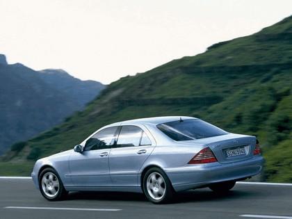 2002 Mercedes-Benz S500 ( W220 ) 4Matic 15