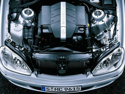2002 Mercedes-Benz S500 ( W220 ) 4Matic 18