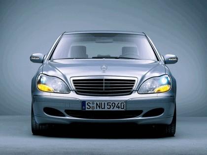 2002 Mercedes-Benz S500 ( W220 ) 4Matic 19