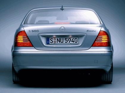 2002 Mercedes-Benz S500 ( W220 ) 4Matic 20