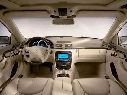 2002 Mercedes-Benz S500 ( W220 ) 4Matic 23