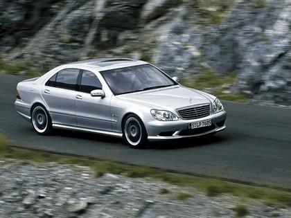 2004 Mercedes-Benz S65 ( W220 ) AMG 1