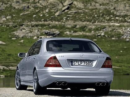 2004 Mercedes-Benz S65 ( W220 ) AMG 6