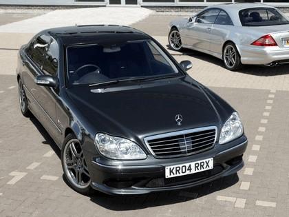 2004 Mercedes-Benz S65 ( W220 ) AMG - UK version 3
