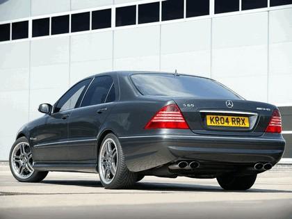 2004 Mercedes-Benz S65 ( W220 ) AMG - UK version 4