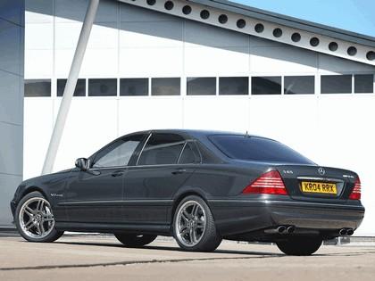 2004 Mercedes-Benz S65 ( W220 ) AMG - UK version 5