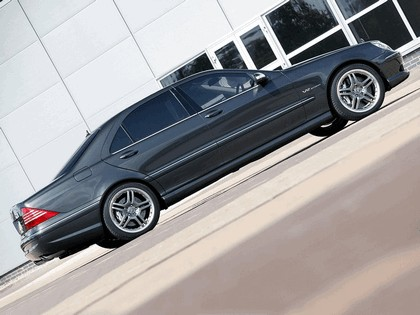 2004 Mercedes-Benz S65 ( W220 ) AMG - UK version 7