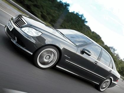 2004 Mercedes-Benz S65 ( W220 ) AMG - UK version 8