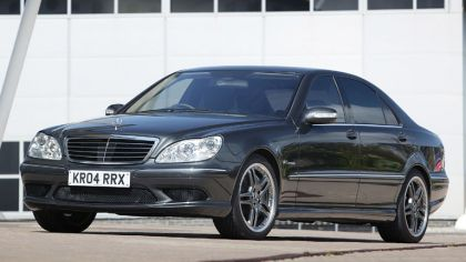 2004 Mercedes-Benz S65 ( W220 ) AMG - UK version 1