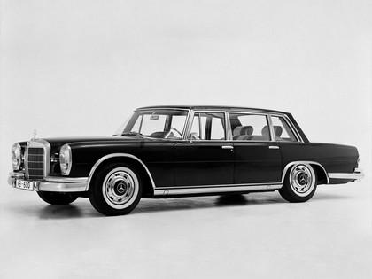 1964 Mercedes-Benz S600 ( W100 ) 1