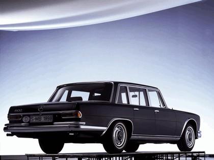 1964 Mercedes-Benz S600 ( W100 ) 3